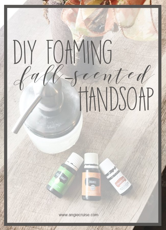 Fall Scented Foaming Handsoap