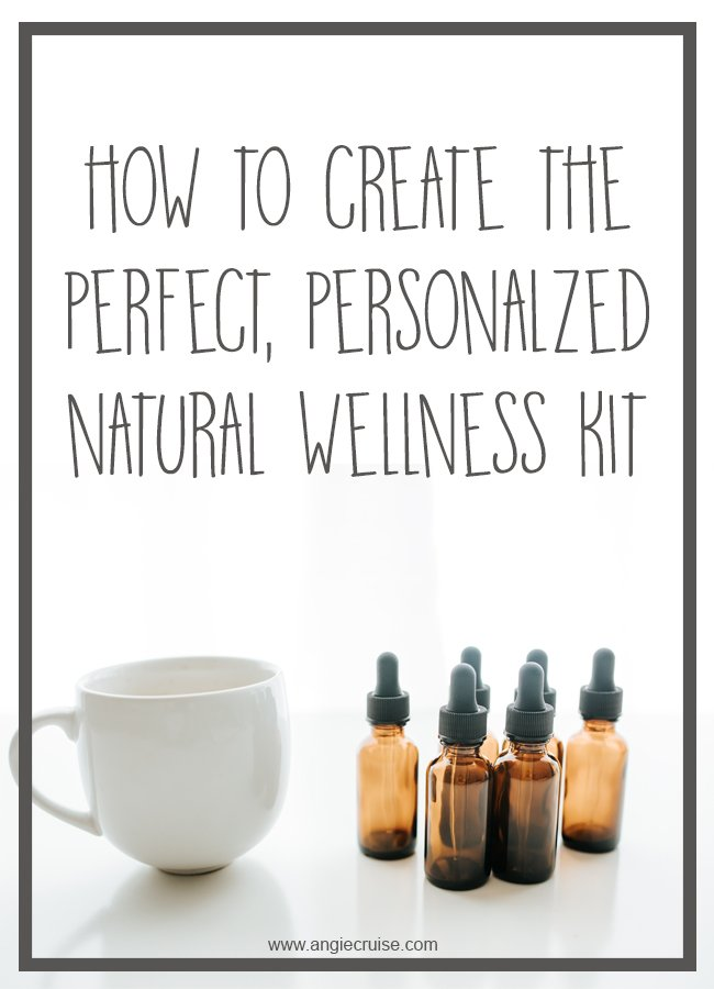 How to Create the Perfect Personalized Natural Wellness Cabinet