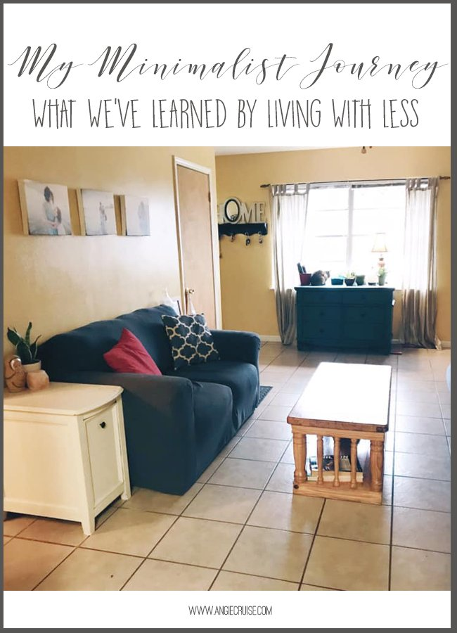 My Minimalist Journey, and the Lessons I've Learned