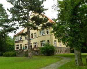 Villa Ruhe in Alfeld