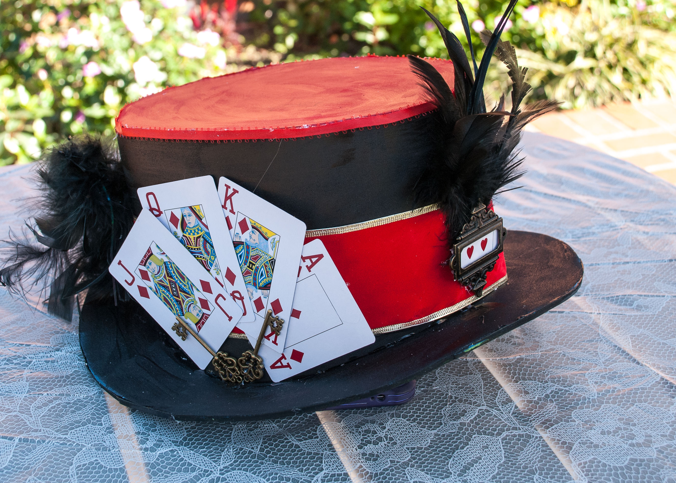 Mad Hatter Top Hats And Free Printables Angie S Crafty Stuff