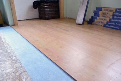 Pine Laminate Floor