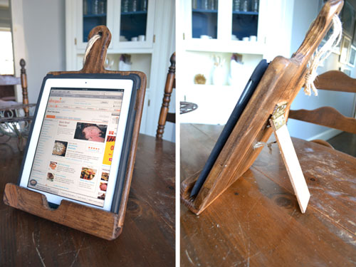 Ipad Stand Angie S Roost