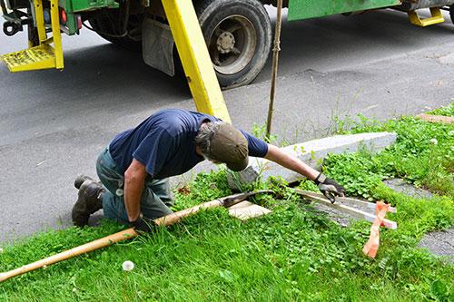 Granite Removal