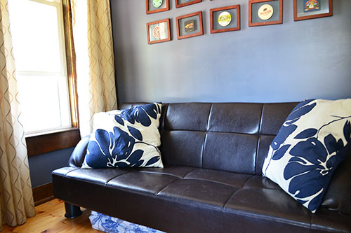 Cleaned Up Couch