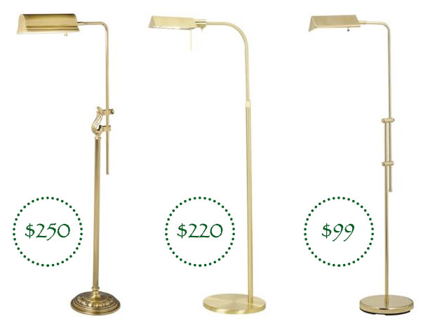 Brass Pharmacy Lamps From Lamps Plus