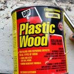Repairing Damaged Wood