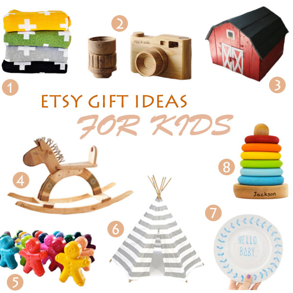 Etsy Gift Ideas For Kids And Babies 2013