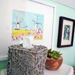 Windmill Art From Etsy