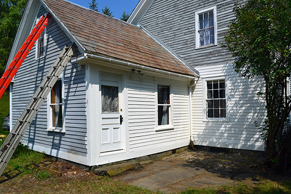 the exterior house painting diaries part 1 angie s roost