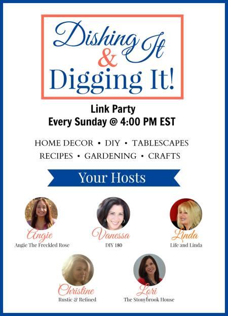 Dishing It & Digging It