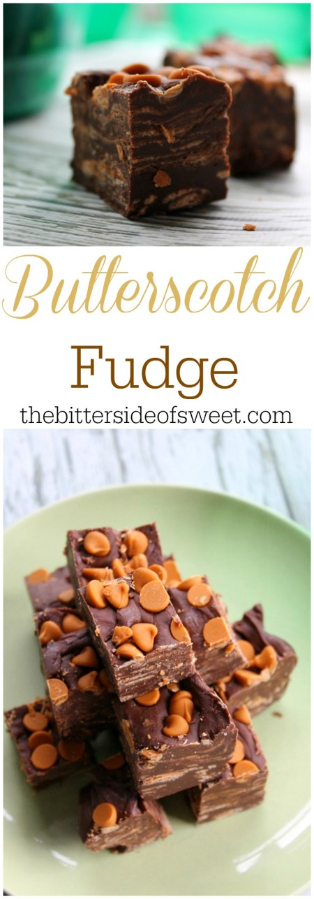 Butterscotch Fudge - The Bitter Side Of Sweet