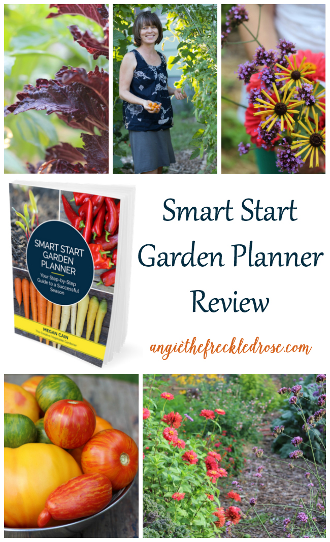 When I started out gardening, I had no set plan in mind. It was all trial and error mixed with a little bit of luck. Fast forward to five years later, now I'm looking to garden smarter. The more planning you get done before you actually pick up a shovel really does pay off. That's where this helpful new book comes in. Smart Start Garden Planner: Your Step-by-Step Guide to a Successful Season by Megan Cain is destined to be sitting on everyones book shelf.