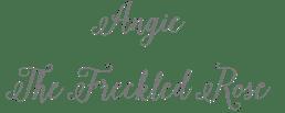 Angie The Freckled Rose | angiethefreckledrose.com