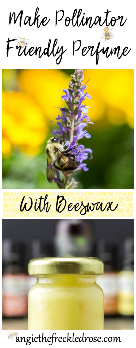 If you love to garden, you know how important pollinators are! Bees provide us with both delicious honey and beneficial beeswax. Beeswax is the perfect natural ingredient to add to cosmetics, healing balms, and other helpful household items. Making solid perfume with a creamy texture is very simple and easy.