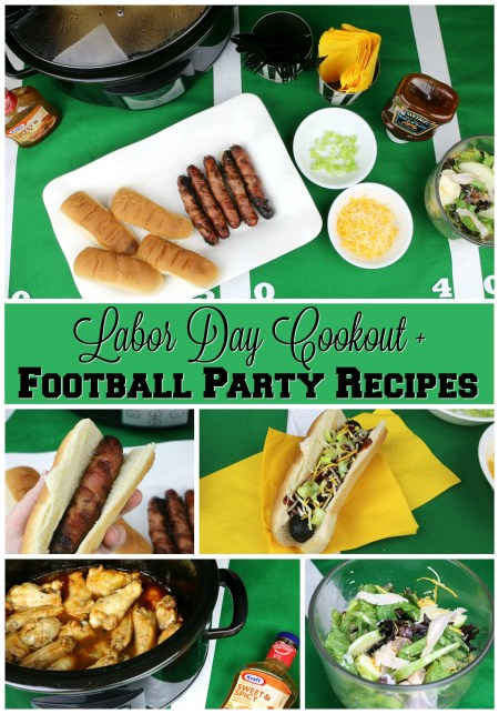 Labor Day Cookout | MommaDJane