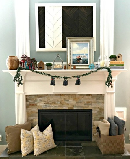 Warm & Cozy Winter Mantel Ideas | Abbotts At Home