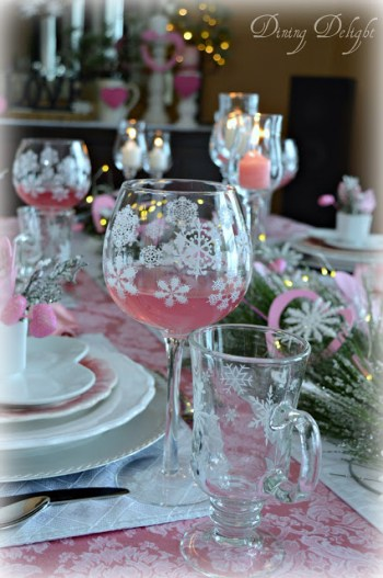 Valentine Tablescape | Dining Delight