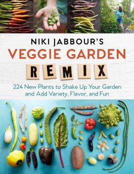 A Book Review & Giveaway: Veggie Garden Remix | angiethefreckledrose.com