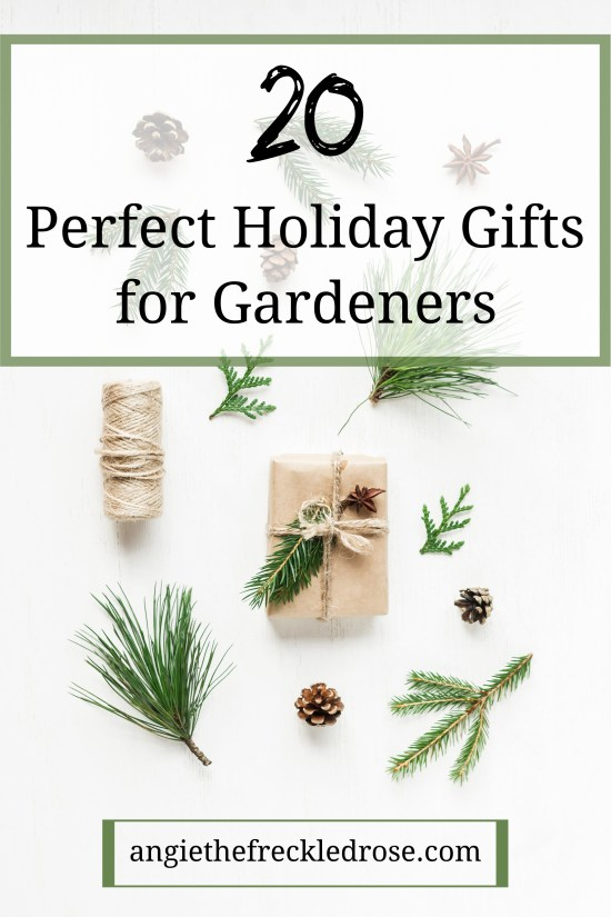 20 Perfect Holiday Gifts for Gardeners | Angie The ...