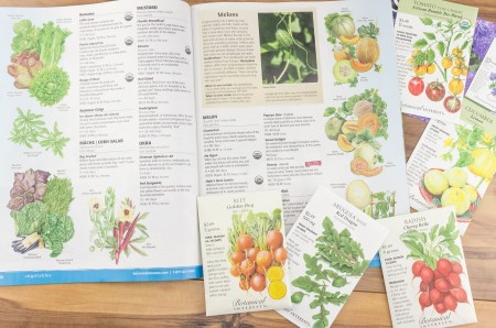 The Ultimate List of Seed Catalogs and Plant Companies