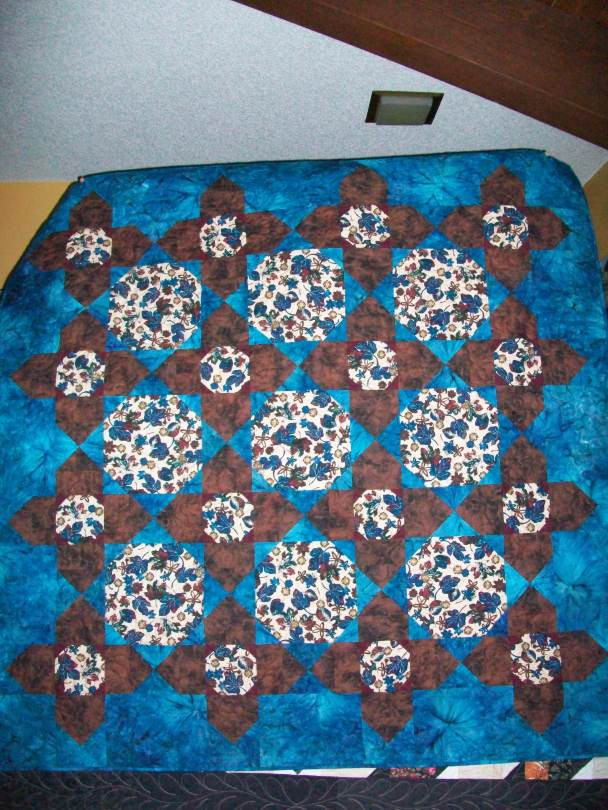 McCall's Magazine Mystery Quilt 2012