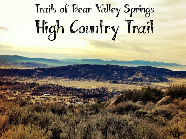 High Country Trail copy