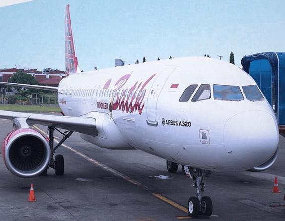 Jarak Pandang Tak Lebih dari 800 Meter, Pesawat Batik Air Tujuan Kendari Divert ke Makassar