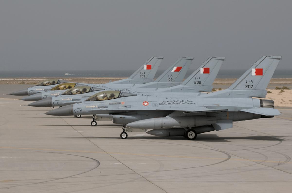 Akan Terima F-16 Block 70 Tahun 2021, Bahrain Juga Ajukan Pembelian 3.200 Bom