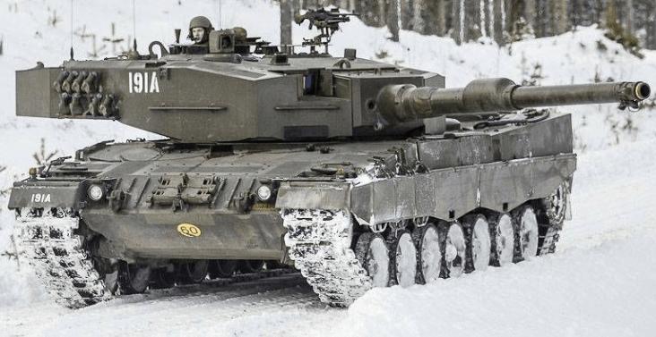 Pupus Harapan, AD Norwegia Batal Upgrade MBT Leopard 2A4 ke Versi 2A7V