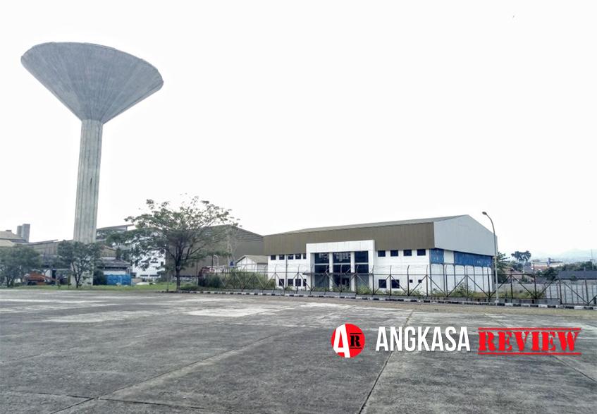 Belum Diisi, Hanggar Jet Tempur IF-X Sudah Berdiri Kokoh di PTDI