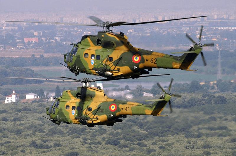 IAR 330L SOCAT, Drakula Sayap Putar dari Rumania