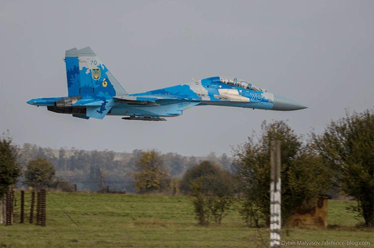 Su-27UB Jatuh, Pilot Ukraina dan AS Ditemukan Tewas