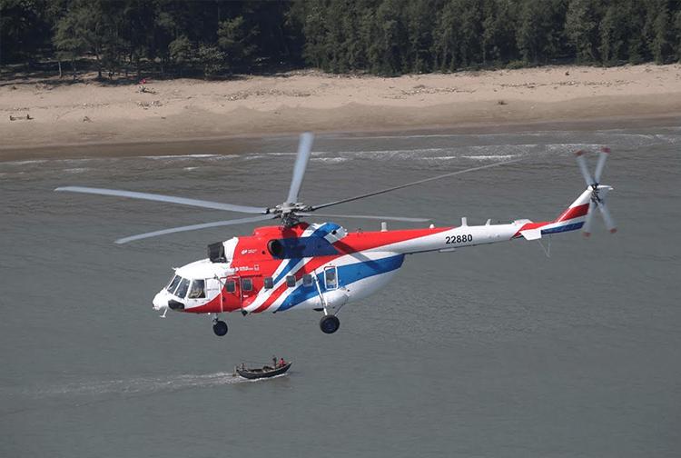 Tur Asia Tenggara, Giliran Kamboja Disambangi Duo Heli Mi-171A2 dan Ansat