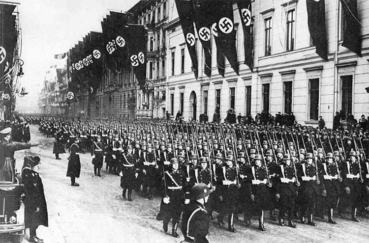 SS Nazi, dari Segelintir Orang hingga Jadi Pasukan Andalan Hitler Paling Mematikan