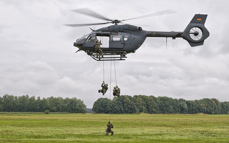 Gantikan Armada Tua Bell UH-1D, Jerman Pesan 7 Heli Airbus H145 LUH SAR
