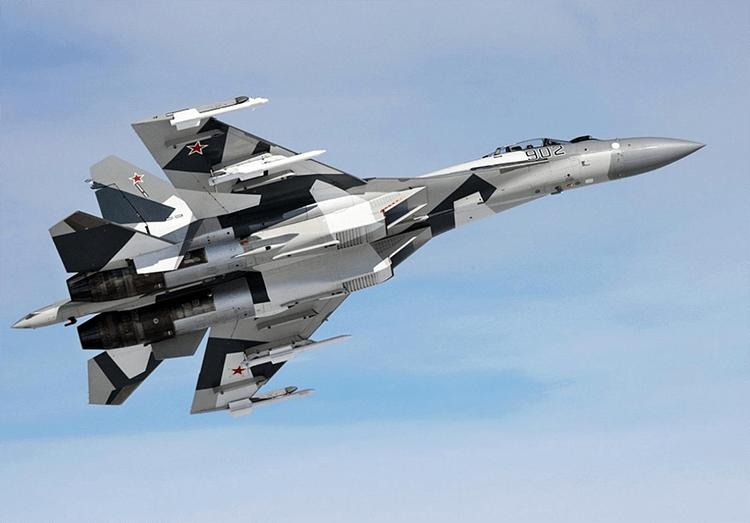 China Sudah Dapatkan 24 Su-35, Pengiriman untuk Indonesia Tidak Terganggu Sanksi AS