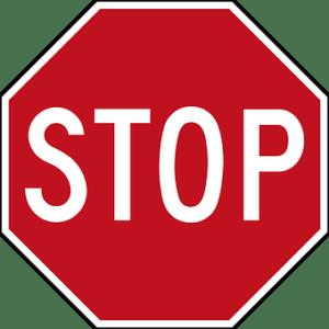 Les Panneaux De Signalisation Routiere Au Royaume Uni