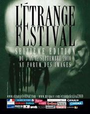 Etrange Festival Paris 2010