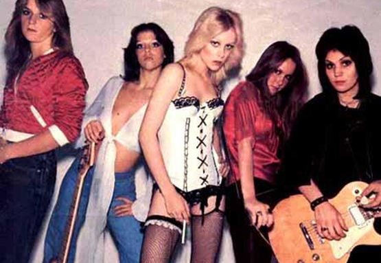 The runaways - band