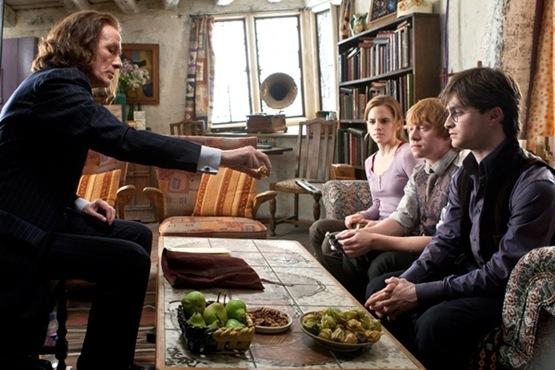 Harry Potter et les Reliques de la Mort partie 1 - 6