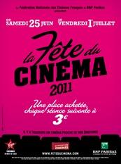 Fête du cinéma 2011
