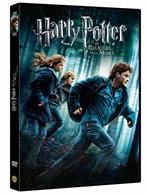 Harry Potter reliques de la mort DVD
