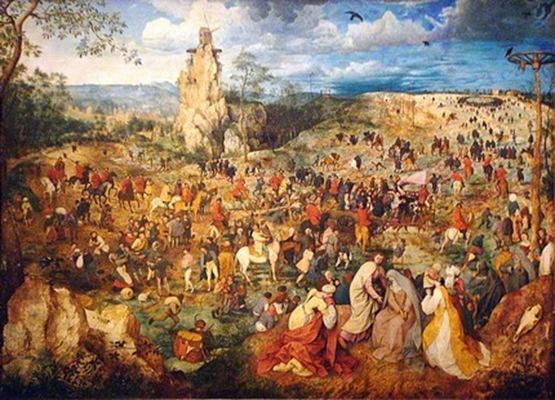 procession du calvaire
