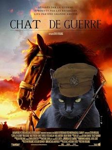 chat de guerre