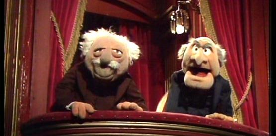 Muppets vieux