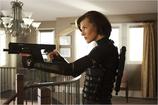 Resident evil retribution - 2