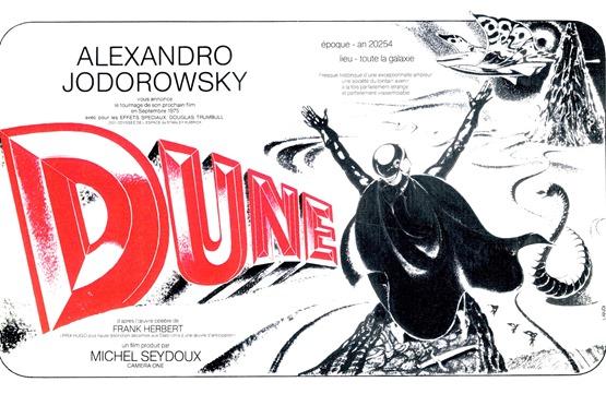 Jodorowskys dune - 2
