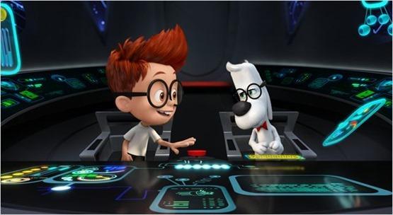 Mr Peabody et Sherman - 8