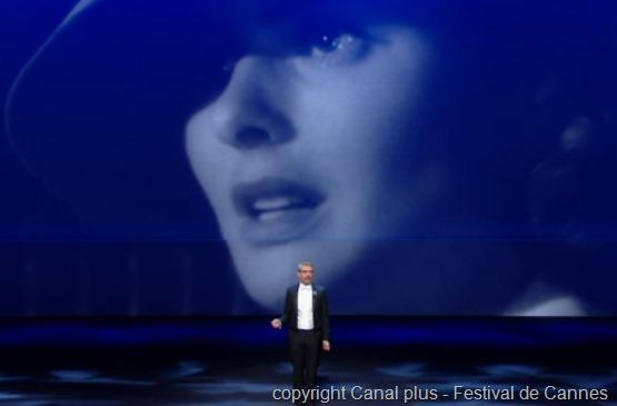 Ceremonie 2015 Cannes